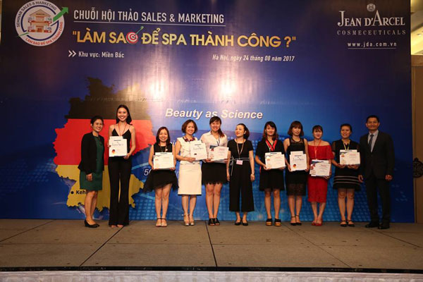 hoi thao sale marketing spa